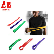 custom printed Pull Up Assist Band Stretch Resistance Band Mobility Band