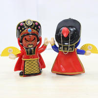 Custom Plastic Traditional Chinese Opera Face