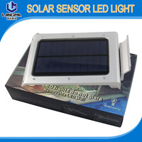 Alibaba 2016 China Best solar sensor led panel light