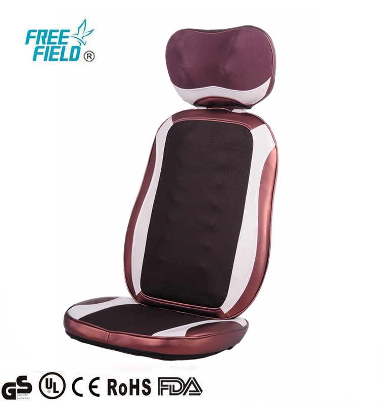 2016 Hot Sale Kneading and Vibration Body Massage Cushion For Chair and Car