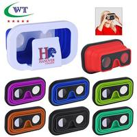 Promotional Expandable Silicone VR Glasses Virtual