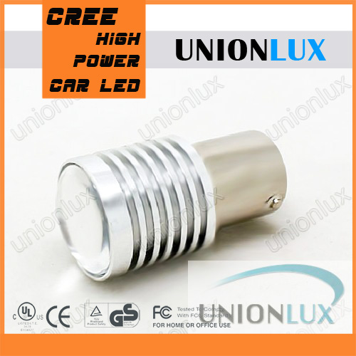 5w cree car led light led LED 1157 high power brake light 12v led bulb UX-4G-1157HW-CR-5W