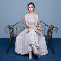 W1131 2016 Vintage red bride maid dress with haute bride maid dress four colors bridesmaid dress