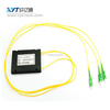 1X2 Telecommunications Equipment Fiber Optical Splitter