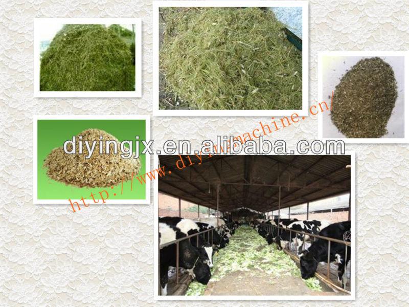 Straws Grass Hay Multi Grinder