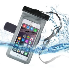 OEM Accepted Universal Waterproof Phone Case PVC Dry Bag Pouch for Gift