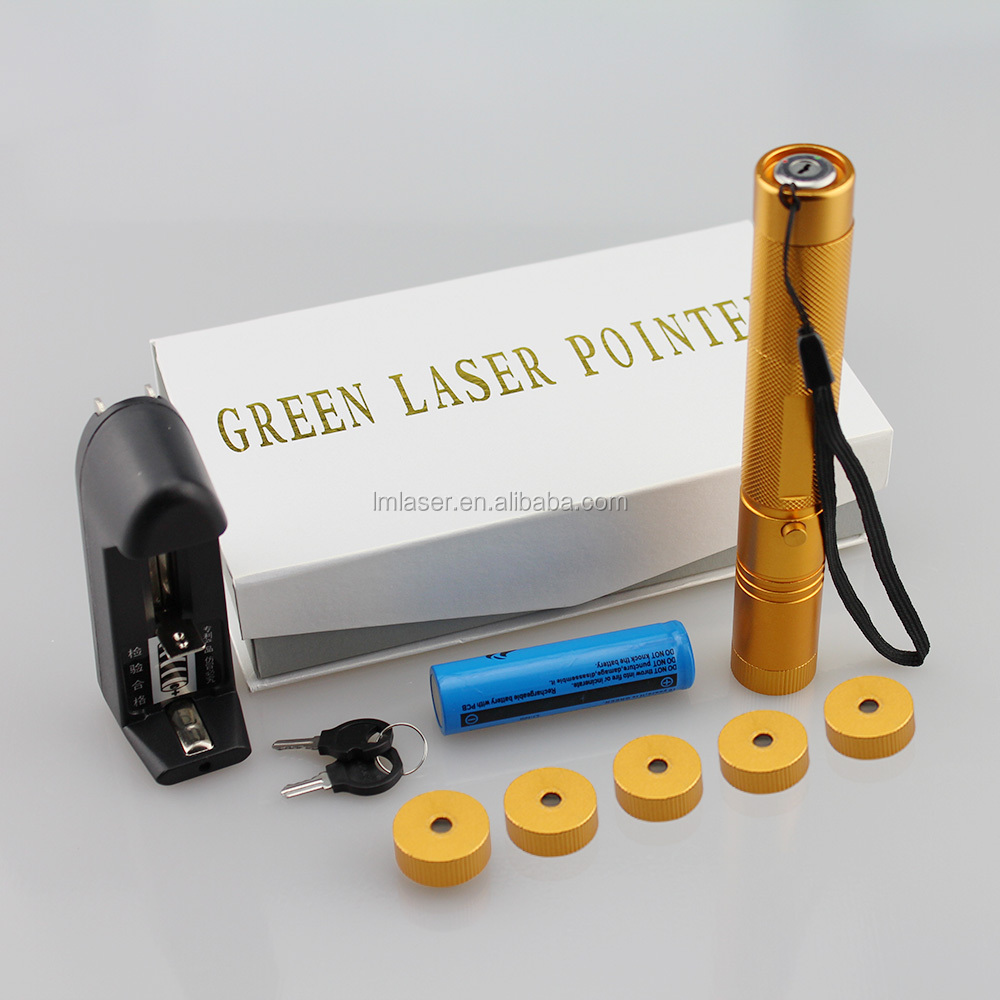 LM-303 promotional Red 650nm red laser pointer