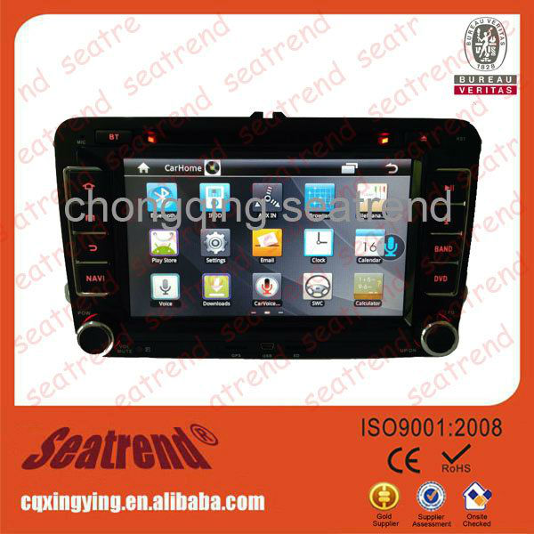 Auto GPS with HD dvd player for, 7 inch Andriod OS auto dvd gps