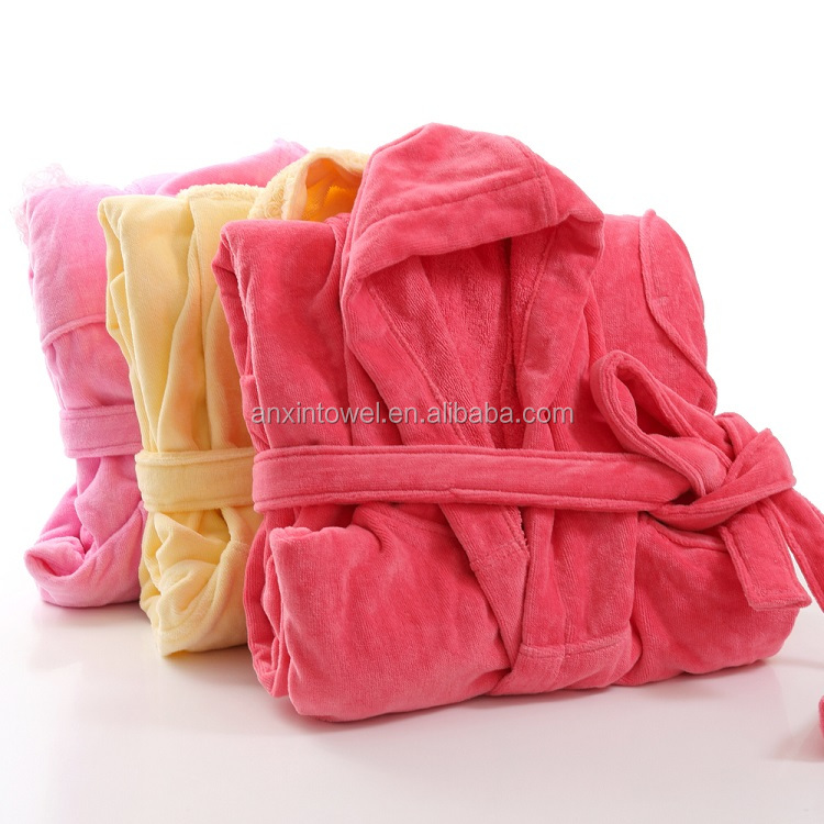 wholesale PAYPAL transfer woman bathrobes S M XL XLL stock