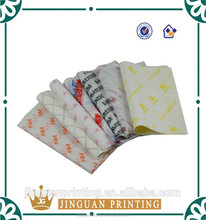 Customized logo Printed Gift Wrapping Tissue Paper
