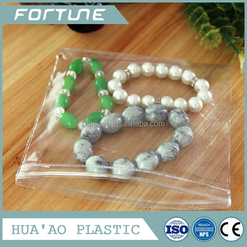 Raw material price pvc jewelry packing bag making material