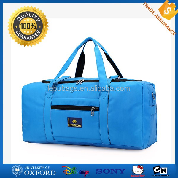 2016 new fancy custom branded expanded travel shoe bag