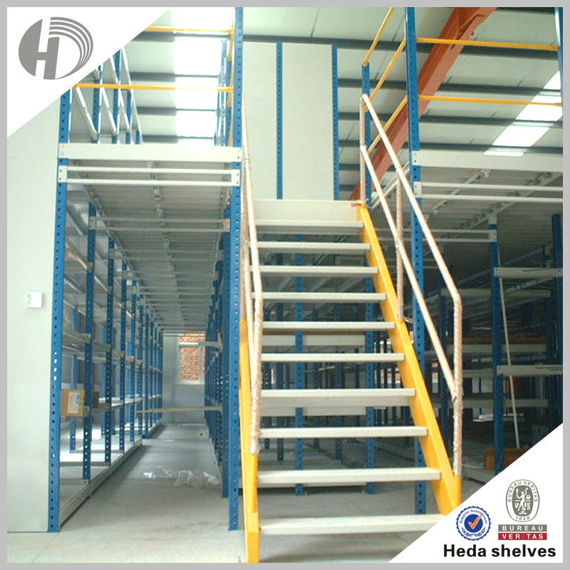 factory price stackable steel storage container europe pallet rack
