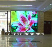 P4 indoor video wall LED panel display (SMD 3 in 1)
