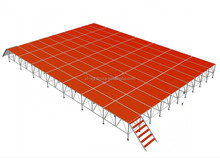 Aluminium plywood stage for events / show from Guangzhou