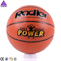 Factory price high qulity official size Rodler PVC soft touch practice basketball wholesale