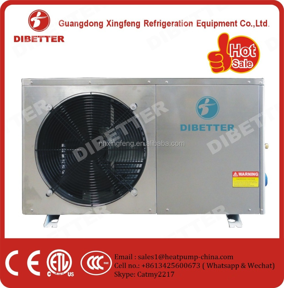 Europe energy heating quality power saving air sourcecertified swimming pool high temperature middle east water heater/chiller
