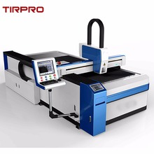 TP1325m Fiber Laser Metal Cutting Machine 500W/Factory supply/High precision