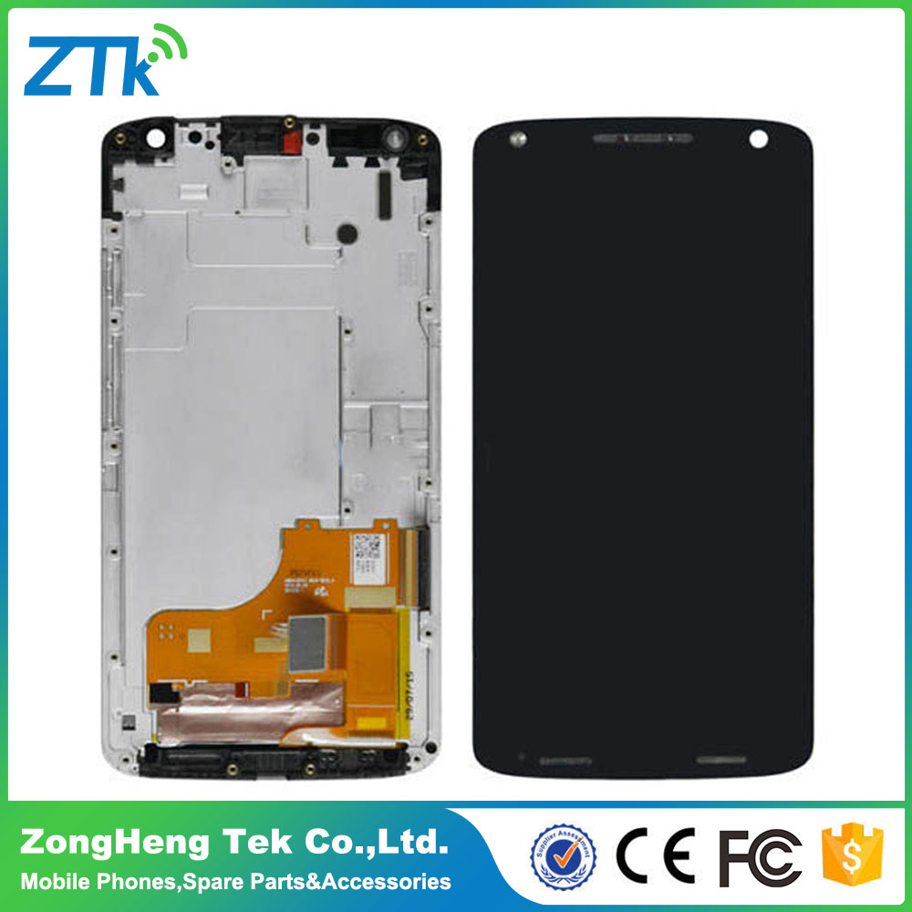 AAA+ lcd touch screen for Motorola Droid Turbo 2 with one year warranty