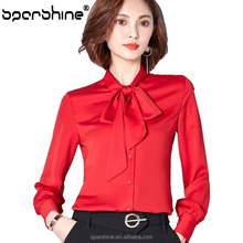 Factory Supply New Arrivals Ladies Sexy Backless Back Neck Designs Blouse