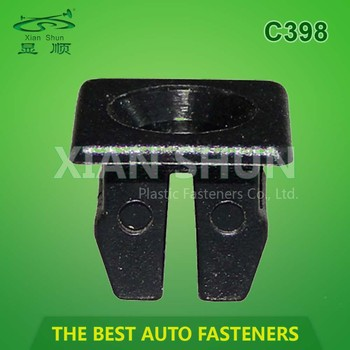 Auto Plastic Clips And Fasteners / Car Air Vent Clips / Plastic Snap In Nuts
