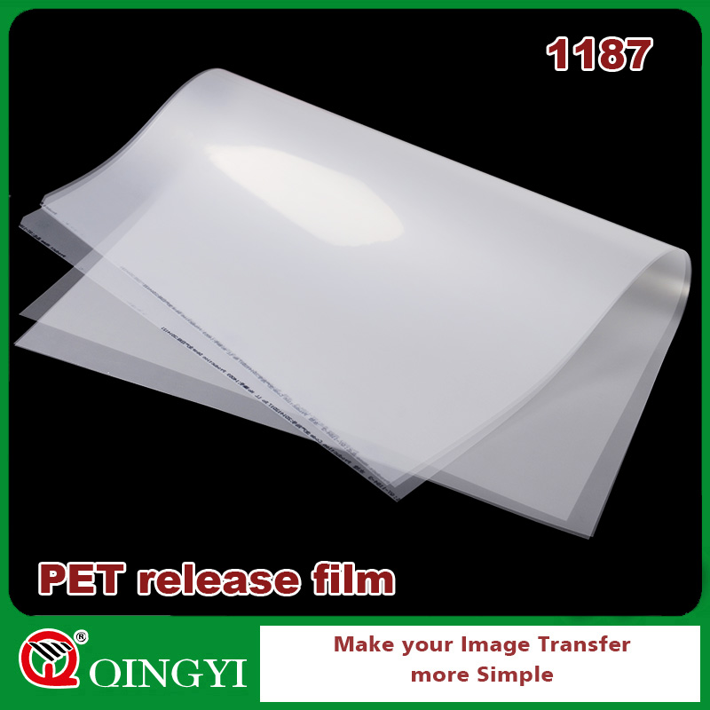 Qingyi 1187 matte pet film thermoforming