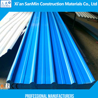 PVC Tiles Garage Roof/Plastic Corrugated Roofing Sheet/Shingles Wholesale Prices