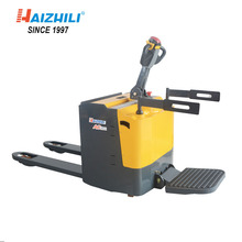 Portable hot sale machine 1.5t mini high quality bettery electric pallet truck for promotion price