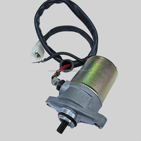 Factory Price GY6 125cc 50cc Motorcycle Starter Motor