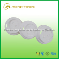 Jinhe paper packaging Plastic cup lid and cover