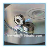 High Performance Press shield ball bearings