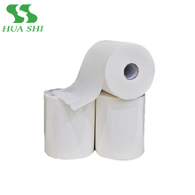 Hand paper towel 1 ply virgin wood material hand towel tissue roll good for kitchen