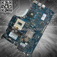 100%Tested For HP 720566-501 mainboard For Envy 15 TS 15 laptop Motherboard N14P-GV2-S-A1