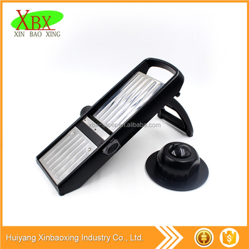 OEM in China / FAMOUS manual variety of vegetable slicer / stainless steel mandin slicer