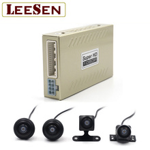 Full HD Factory Price 360 Degree Around Bird View Parking System,Car Camera Surround View System