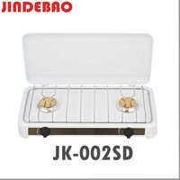 JK-002SD 2 burner gas stove prices