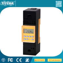 THO-192C time switch digital clock countdown timer / programmable digital timer switch 12 volt dc