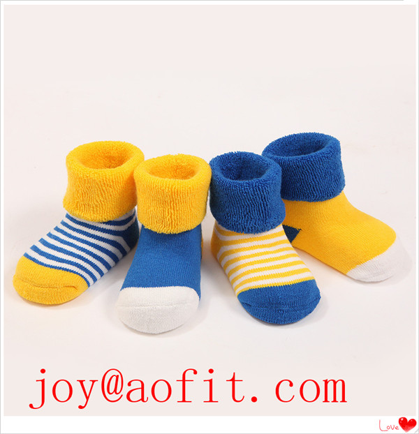 Baby Girl Boy Cute Hand Printed Socks Kids Child Soft Infantil Newborn Socks