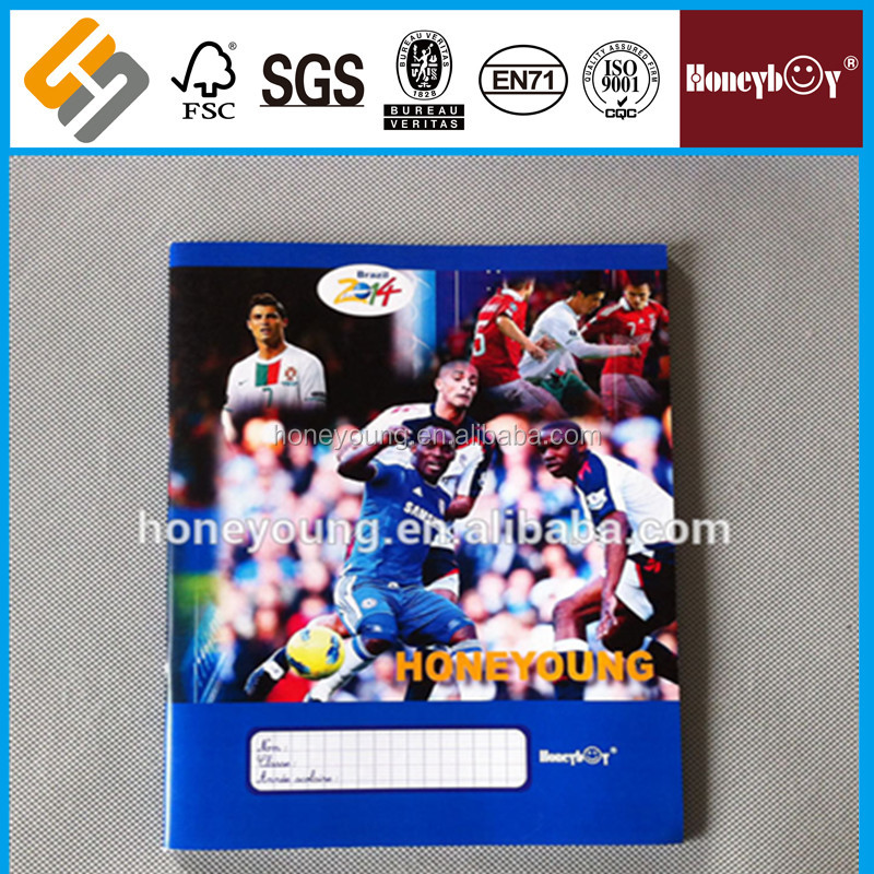 promotional agenda customer school paper exercise book