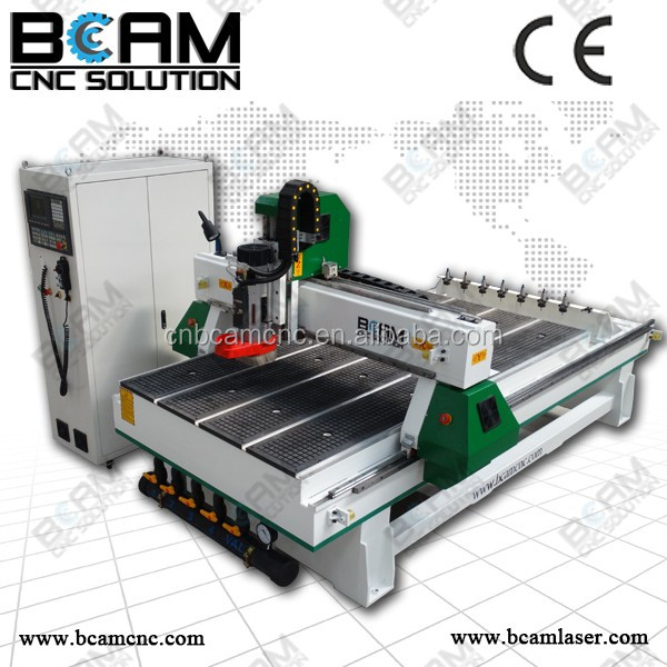 cnc router woodworking machine/1325 ATC CNC Router/Woodworking Processing Center