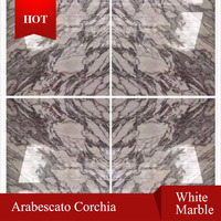 arabescato white marble price