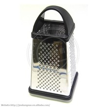 NEW Stainless steel cheese grater with container