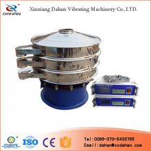 Hot selling ultrasonic screening sieve machine for copper powder,rotary vibrating screen