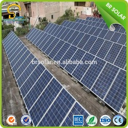 Outdoor low price solar panel polycrystalline