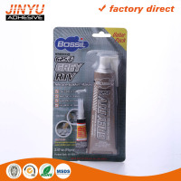 Jinyu OEM ODM welcome Engine Gasket Usage oil resistance 85g RTV silicone gasket maker with super glue