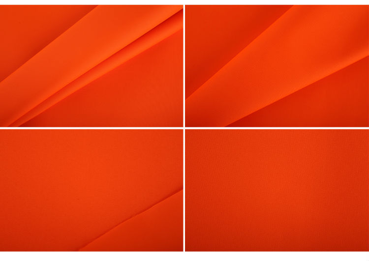 Supply recycled stretch water resistant fireproof peva pvc pu polyester fabric textile