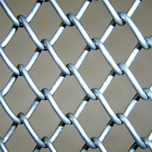 Zoo/animal/chicken cage chain link fence
