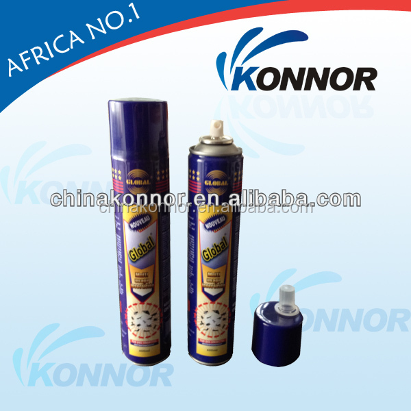 Water Based Household Aerosol Sterilizing Spray Insecticide Aerosol Spray