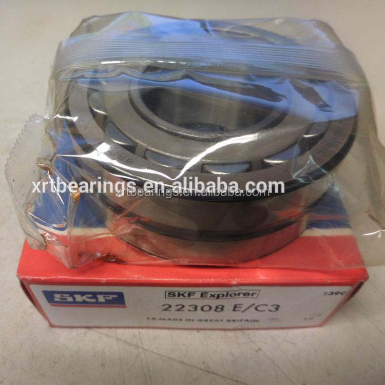 SKF spherical roller bearing 22308 22308CC/W33 22308 CC/W33