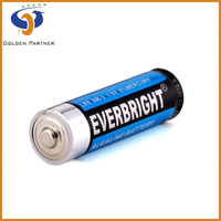 AA size alkaline dry Battery (LR6) with chemistry of zn/mno2